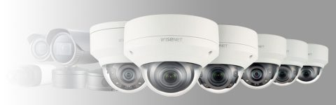 WiseNet Family of Cameras